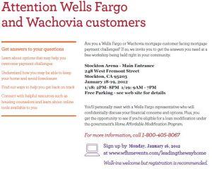 mortgage workshop flyer